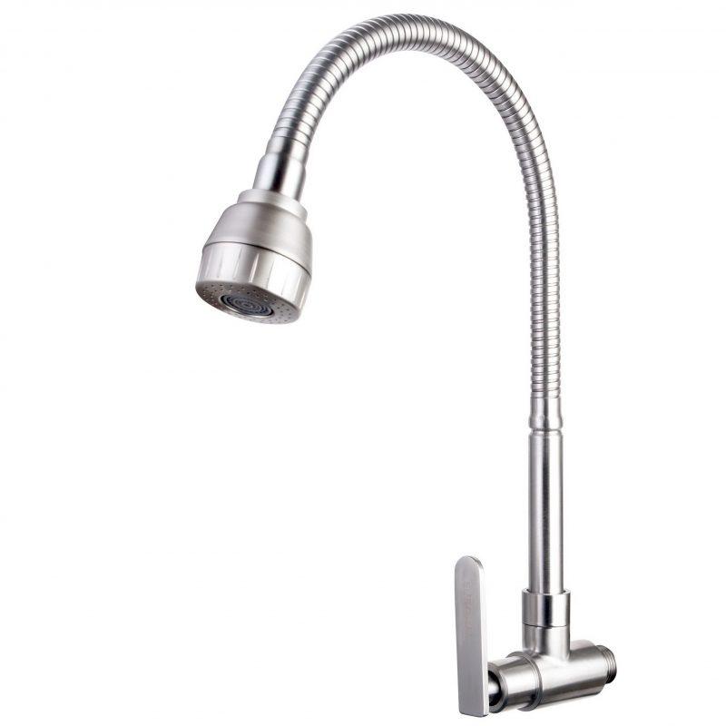 Flexible Hose Sink Faucet